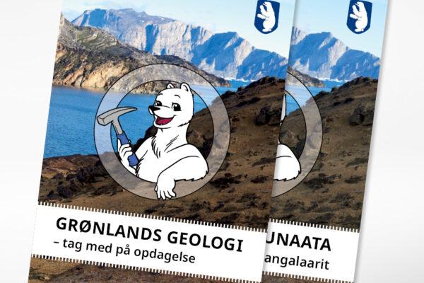 Grønlands geologi undervisningsbog_